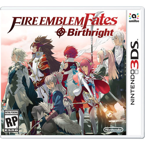 3DS: Fire Emblem Fates : Birthright (US) [ส่งฟรี EMS]