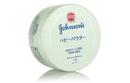Johnson's Baby Powder 140 g. แป้งฝุ่นแบบกระปุกจากญี่ปุ่นค่ะ
