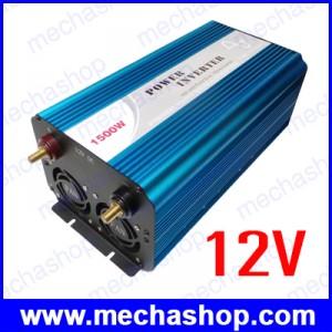 อินเวอร์เตอร์ โซล่าเซลล์ Power Inverter 12V 1500 watt pure Sine - Wave Inverter Power that really moves BEP1500S
