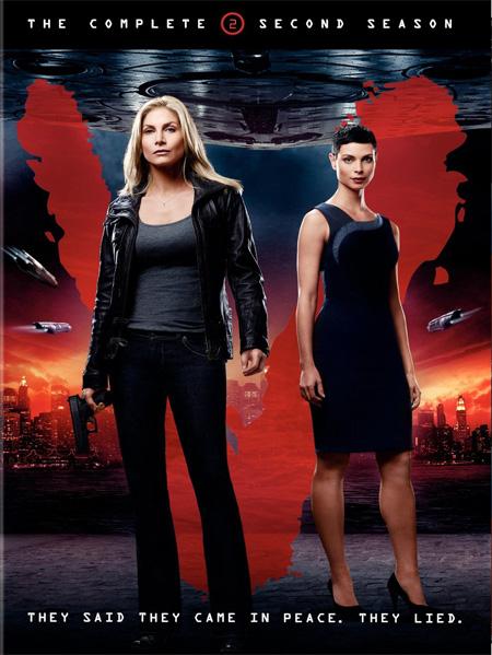 V Season 2 / อาคันตุกะมฤตยู ปี 2 / 2 แผ่น DVD (บรรยายไทย)