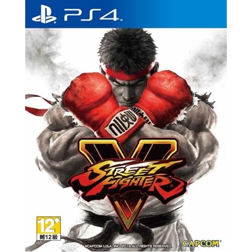 PS4: Street Fighter V (Z1) [ส่งฟรี EMS]