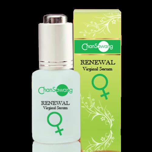 ผลิตภัณฑ์ดูแลผิวบริเวณจุดซ่อนเร้น (Renewal Virginal Serum)