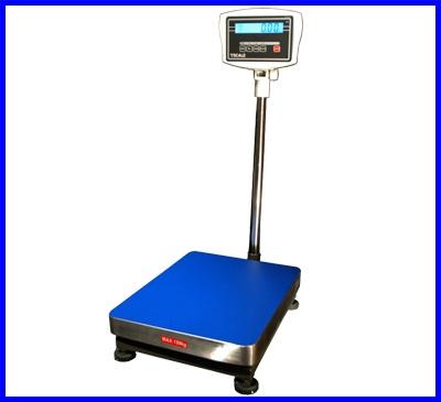 เครื่องชั่งดิจิตอล เครื่องชั่งดิจิตอลแบบตั้งพื้น Digital Scale KEWE Tscale platform scale 300kg เครื่องชั่ง 300kg/0.02kg (ยังไม่ผ่านการตรวจรับรอง)