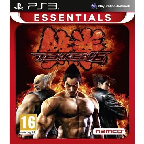 PS3: Tekken 6 (Z2) [ส่งฟรี EMS]