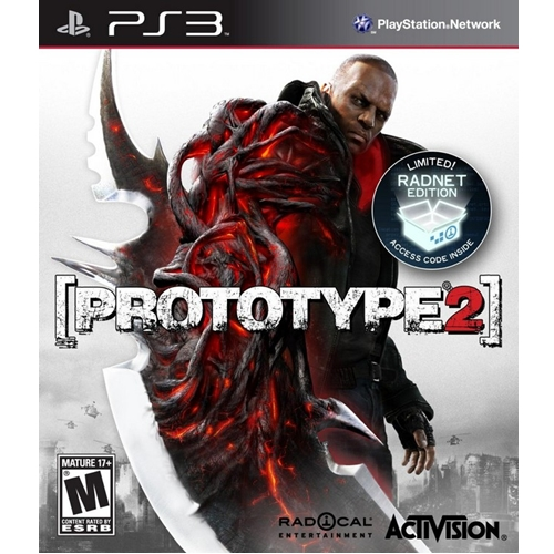 PS3: Prototype 2 - Radnet Edition (Z1) [ส่งฟรี EMS]