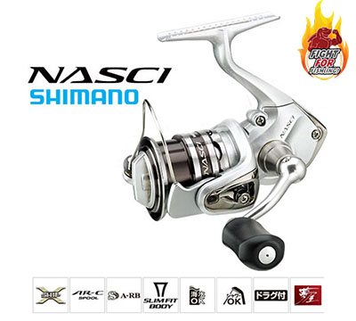 รอก Shimano รุ่น NASCI 2013