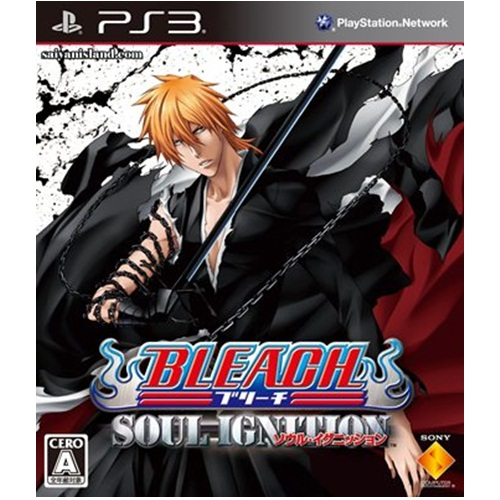 PS3: Bleach - Soul Ignition (Z3) [ส่งฟรี EMS]
