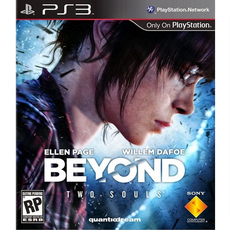 PS3: Beyond Two Soul (Z All) [ส่งฟรี EMS]