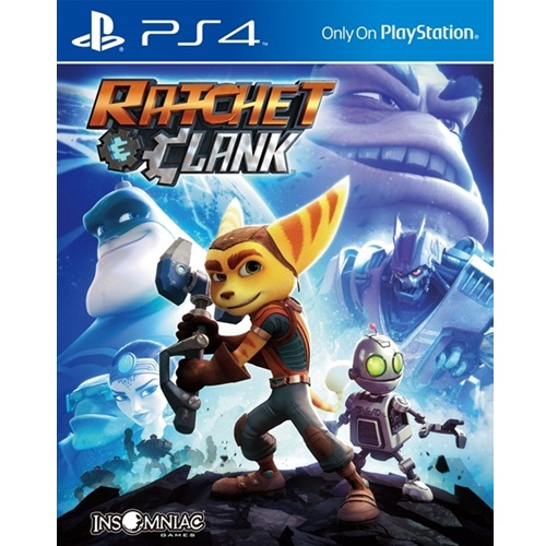 PS4: Ratchet & Clank (Z3) [ส่งฟรี EMS]