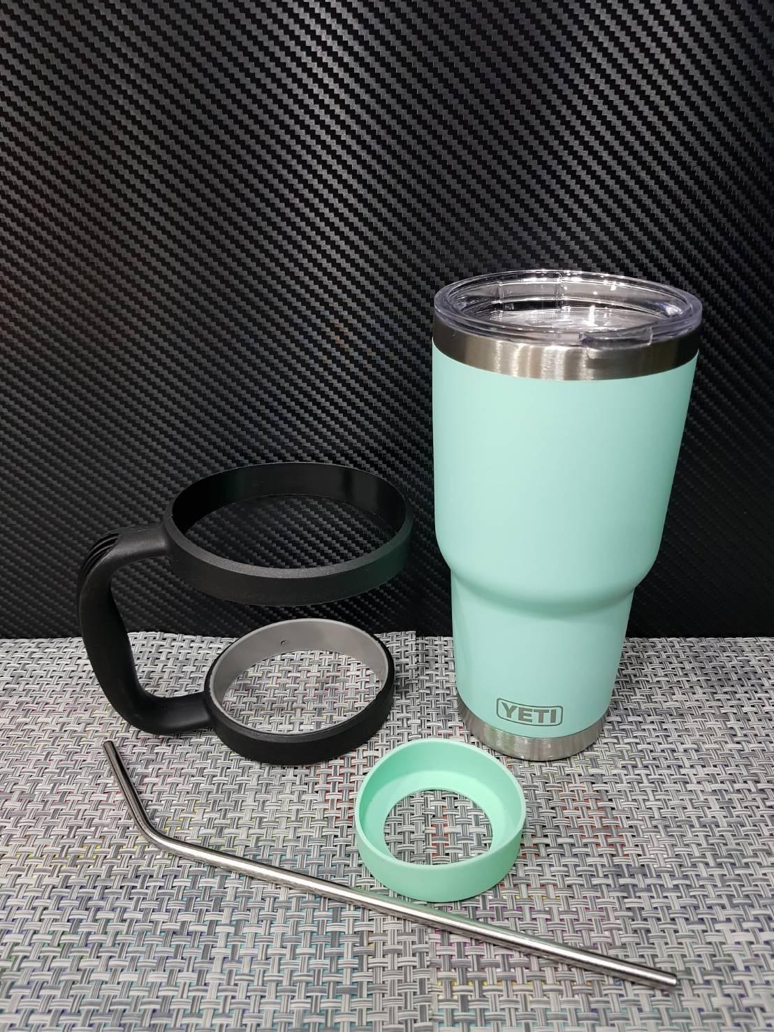 ชุดแก้วเยติ 30 ออนซ์ สี เขียวมิ้นท์ด้าน