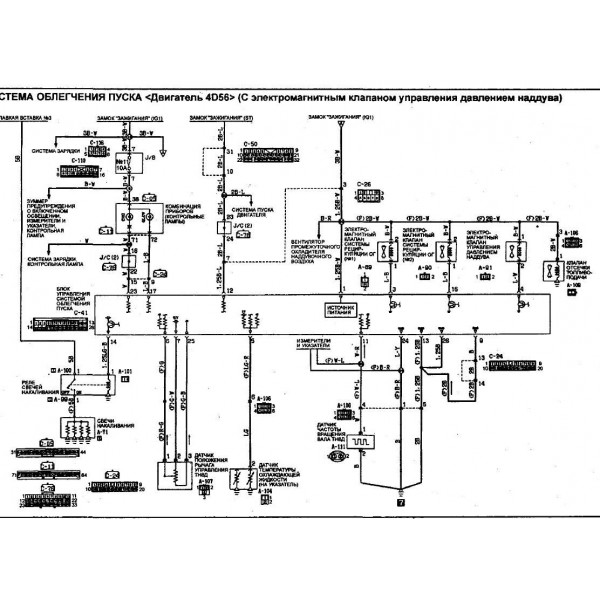 Pajero m wiring diagram somurich