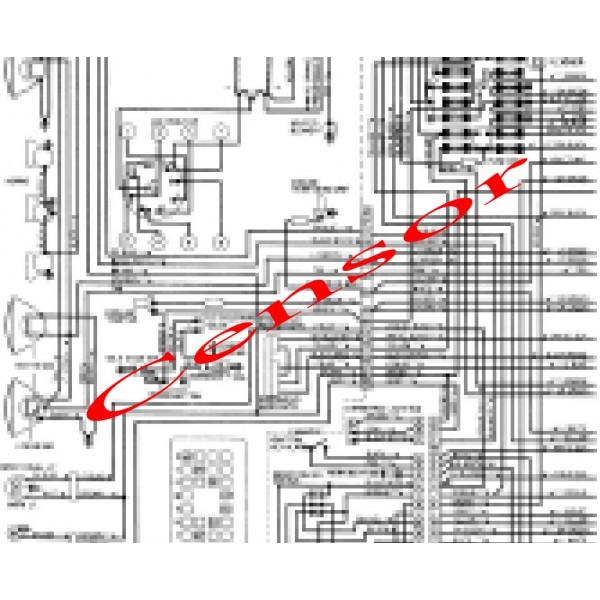 โปรแกรมรวมคู่มือซ่อมและ WIRING DIAGRAM รถโบราณ MD CLASSIC CAR PACKET A