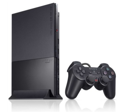 PS2: Console SCPH-90006 (Charcoal Black)