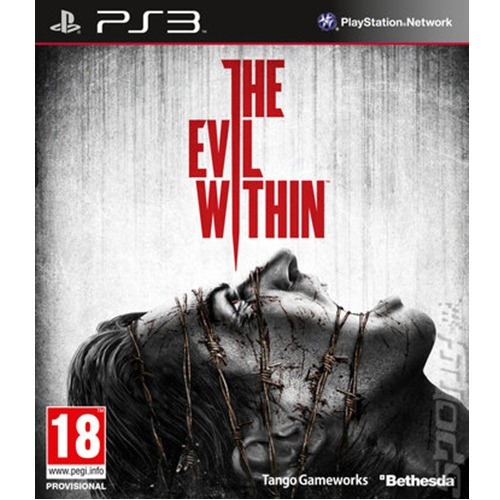 PS3: The Evil Within (Z3) [ส่งฟรี EMS]