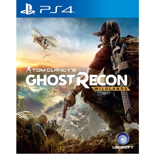 PS4: Tom Clancy's Ghost Recon Wildlands (Z3) [ส่งฟรี EMS]