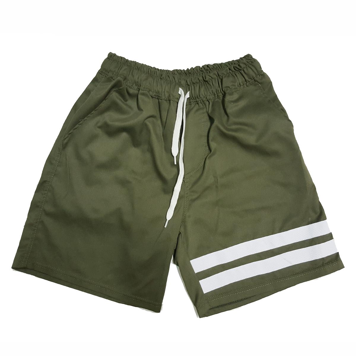 กางเกงขาสั้น SPORT รหัส213 สีเขียวขี้ม้า