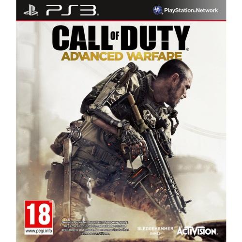 PS3: Call of Duty Advance Warfare (Zone 2) [ส่งฟรี EMS]
