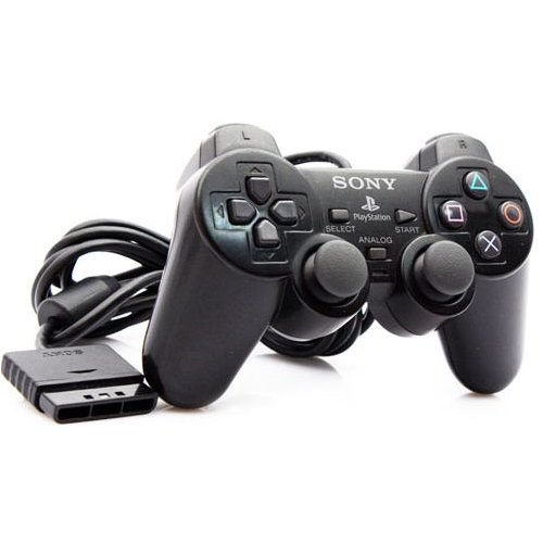PS2: Dualshock 2 Controller officlal Sony (unpack)