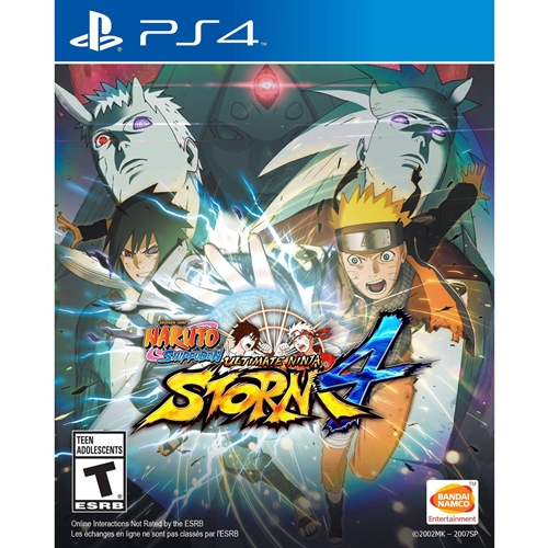PS4: Naruto Shippuden : Ultimate Ninja Storm 4 (Z3) [ส่งฟรี EMS]
