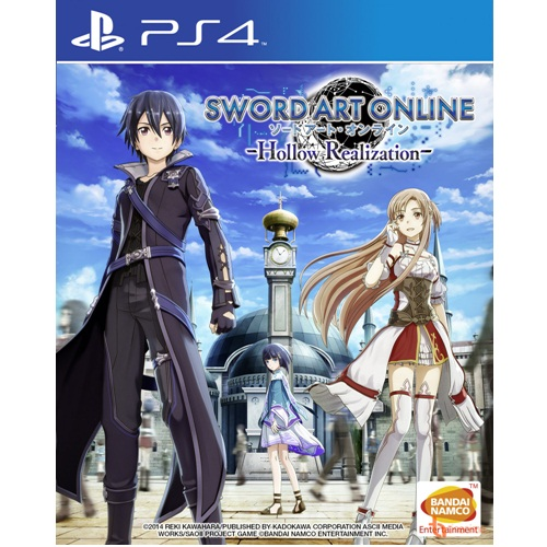 PS4: Sword Art Online Hollow Realization (Z3) Eng [ส่งฟรี EMS]