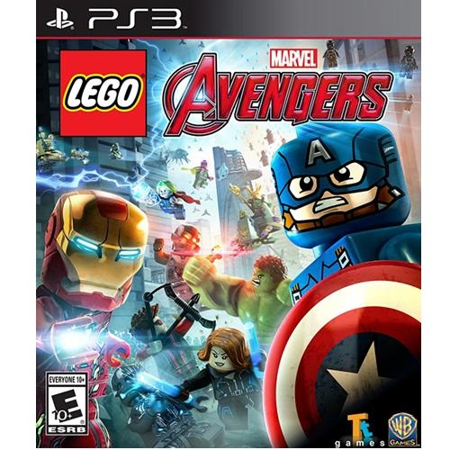 PS3: Lego Marvel Avengers (Z3) [ส่งฟรี EMS]