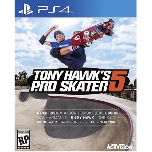 PS4: Tony Hawk Pro Skater 5 (Z3) [ส่งฟรี EMS]