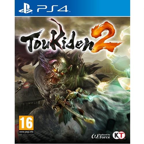 PS4: Toukiden 2 (Z2) [ส่งฟรี EMS]