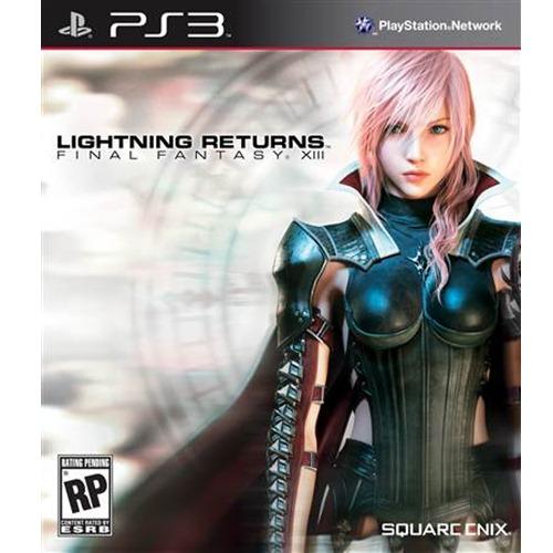PS3: Lightning Return Final Fantasy XIII (Z1) [ส่งฟรี EMS]