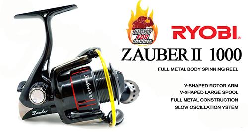 รอก Ryobi รุ่น ZAUBER II