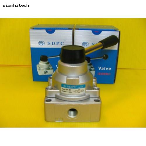 HAND VALVE SDHV-02 4/3 HV-02 (NEW)