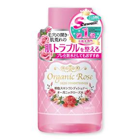 Meishoku organic rose skin conditioner 200 ml.โลชั่นกุหลาบ เติมความชุ่มชื่นให้แก่ผิว ผิวนุ่ม เรียบ ลื่นขึ้น ดีมากๆค่ะตัวนี้