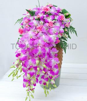 แจกันดอกไม้ Elly Delight
