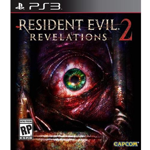 PS3: Resident Evil Revelation 2 (Z1) [ส่งฟรี EMS]