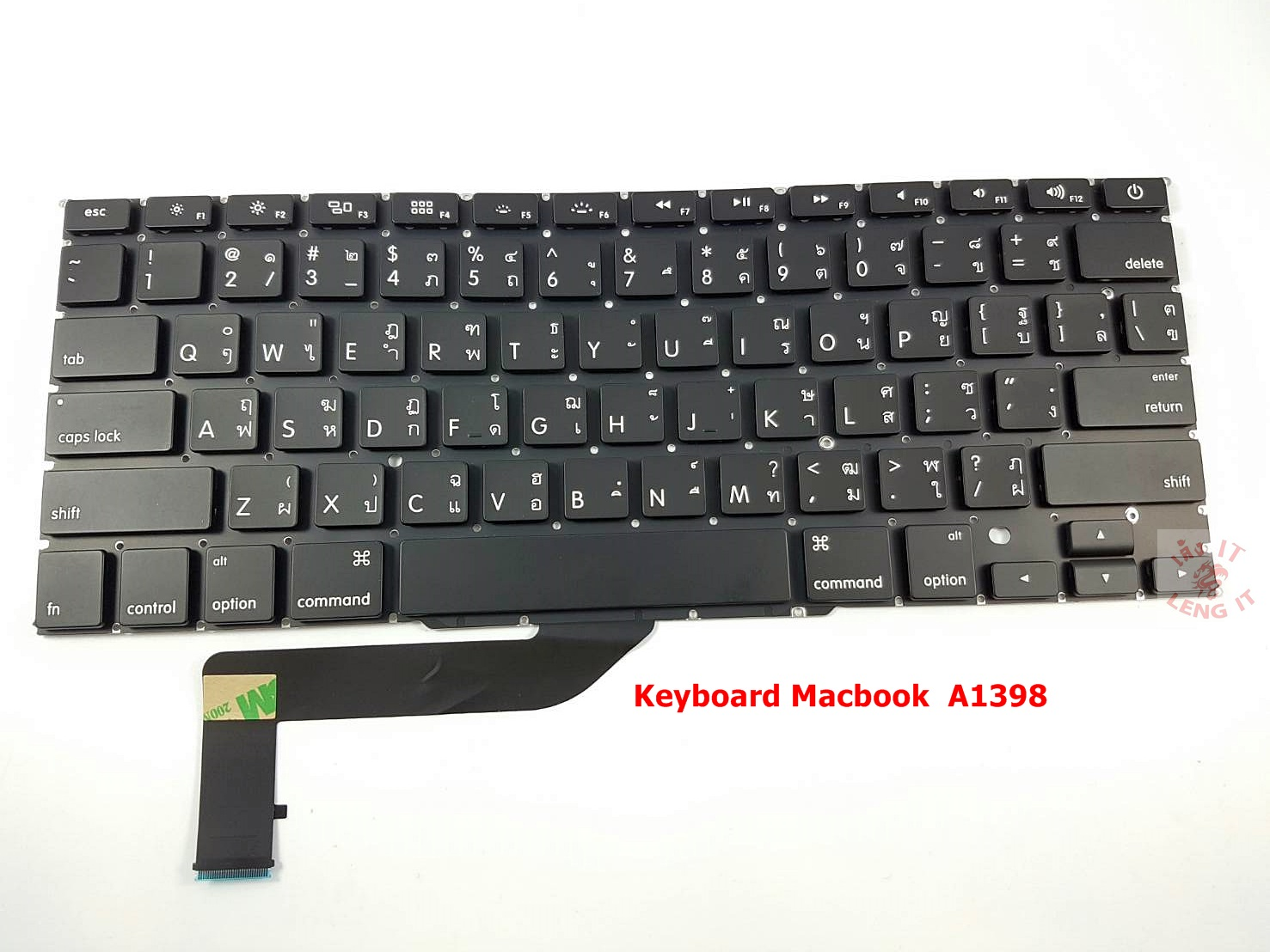 Keyboard Macbook A 1398