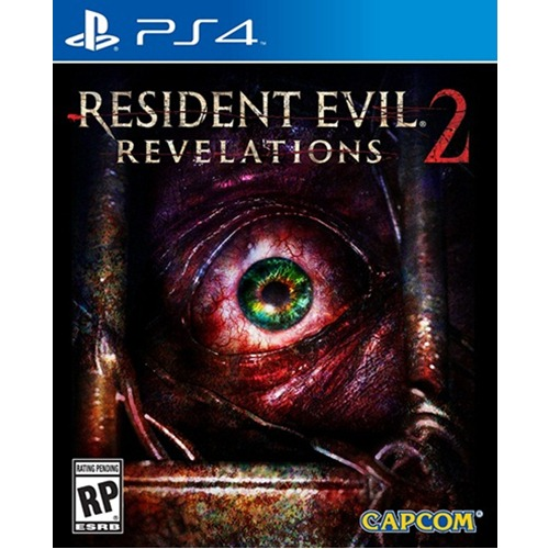 PS4: Resident Evil Revelation 2 (Z3) [ส่งฟรี EMS]