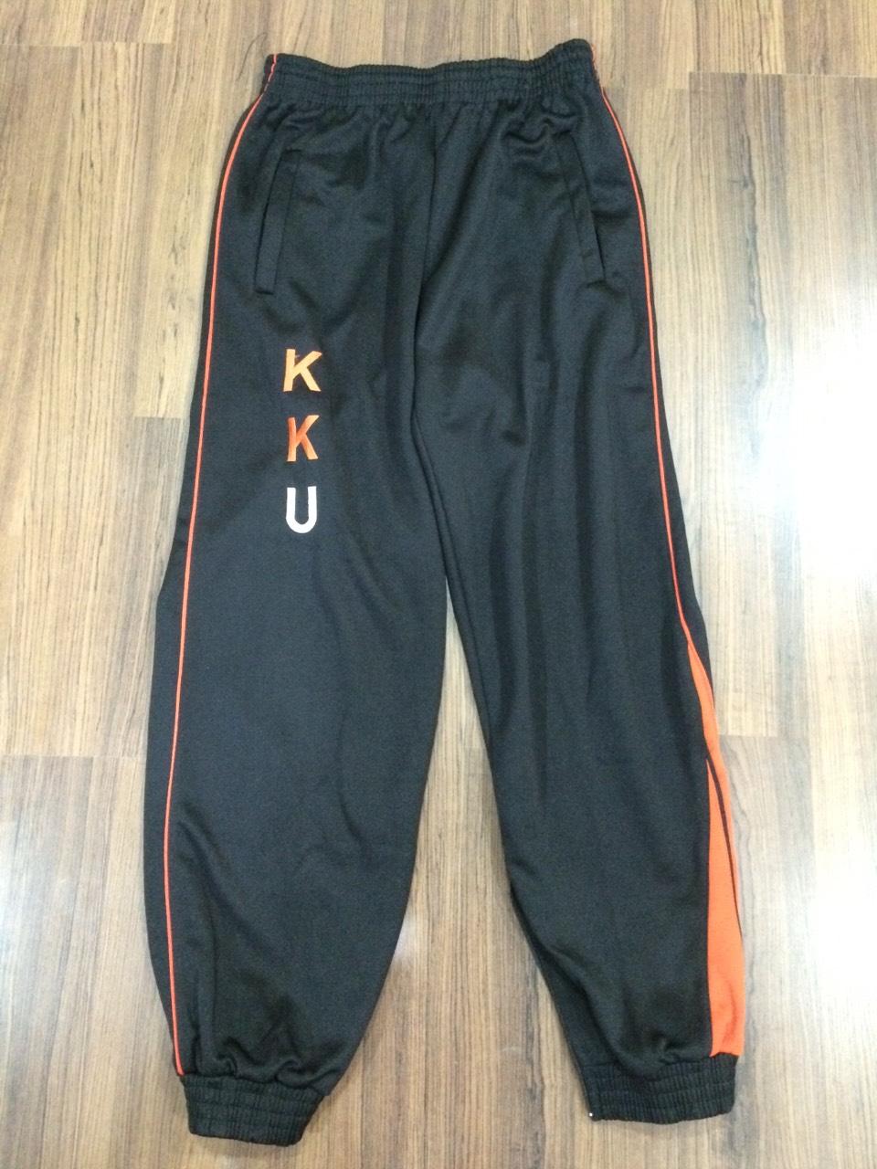 กางเกงพละ หญิง/ชาย (สะโพก 58 นิ้ว ยาว 42 นิ้ว) ขนาดไซด์ 5XL