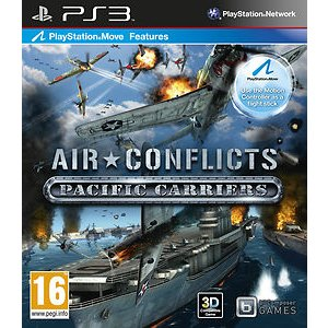 PS3: Air Conflict - Pacific Carriers (Z2) [ส่งฟรี EMS]