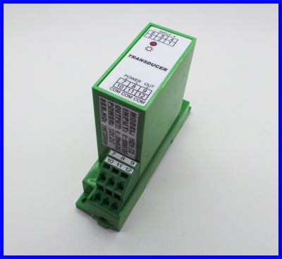 DC voltage transducer HDV-T2 วัดแรงดันไฟฟ้า DC Input 0-1000VDC Output 4-20mA