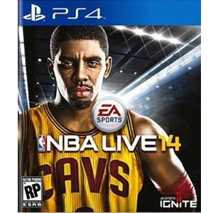 PS4: NBA Live 14 (Z3) [ส่งฟรี EMS]