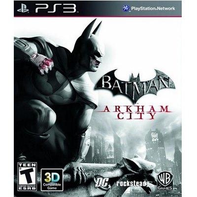 PS3: Batman Arkham City (Z3) [ส่งฟรี EMS]
