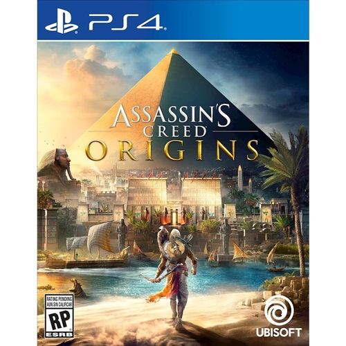 PS4: Assassin's Creed Origins (Z3) [ส่งฟรี EMS]