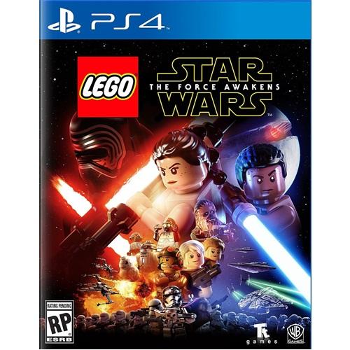 PS4: LEGO Star Wars The Force Awakens (Z3) [ส่งฟรี EMS]