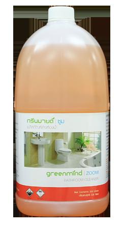 ผลิตภัณฑ์ล้างห้องน้ำ กรีนมายด์ ซูม