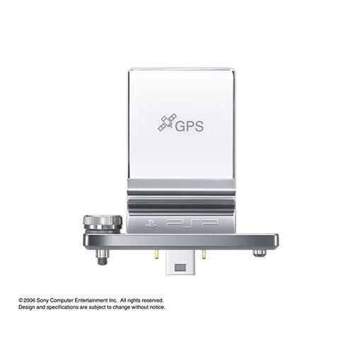 PSP: GPS
