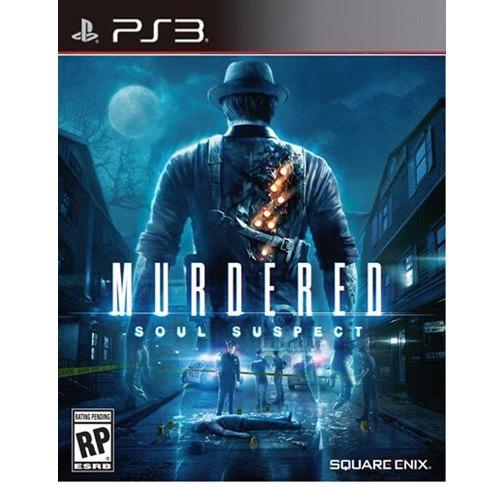 PS3: Murdered : Soul Suspect (Z3) [ส่งฟรี EMS]