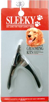 กรรไกรตัดเล็บสุนัข ยี่ห้อ SLEEKY ขนาดมาตรฐานเหมาะสำหรับหมาทุกขนาด ทุกสายพันธ์