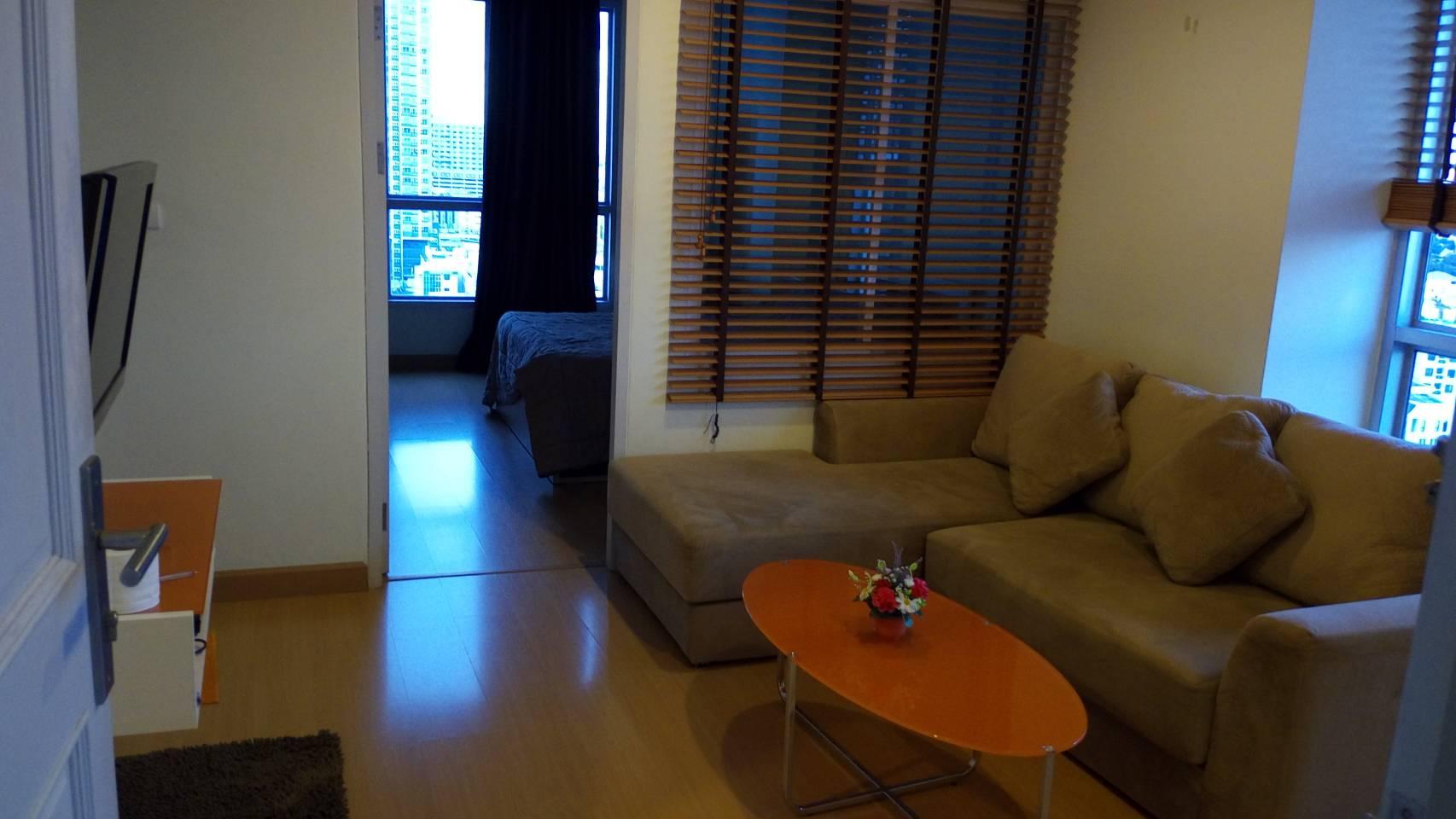 ขายคอนโด LIFE@RACHADA - HUAY KWANG ห้องมุมวิวสวยสุด