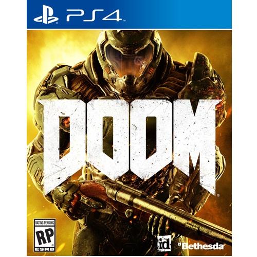 PS4: Doom (Z3) [ส่งฟรี EMS]
