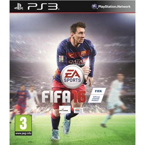 PS3: FIFA 16 (Z3) [ส่งฟรี EMS]