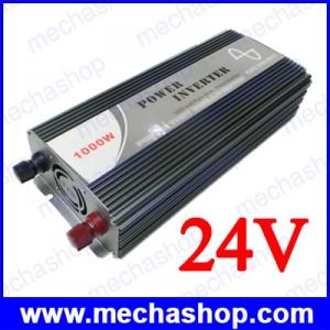 อินเวอร์เตอร์ โซล่าเซลล์ Power Inverter 24V 1000 watt pure Sine - Wave Inverter Power that really moves BEP1000S
